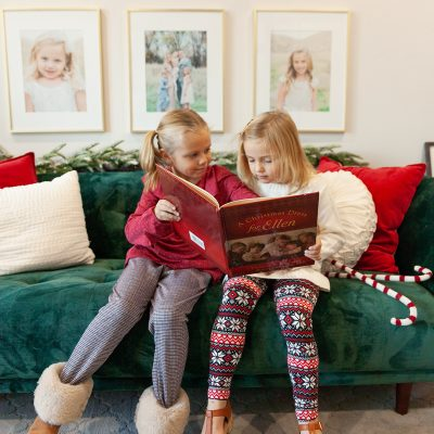 Dressing Up: Kids, the holidays and Walmart