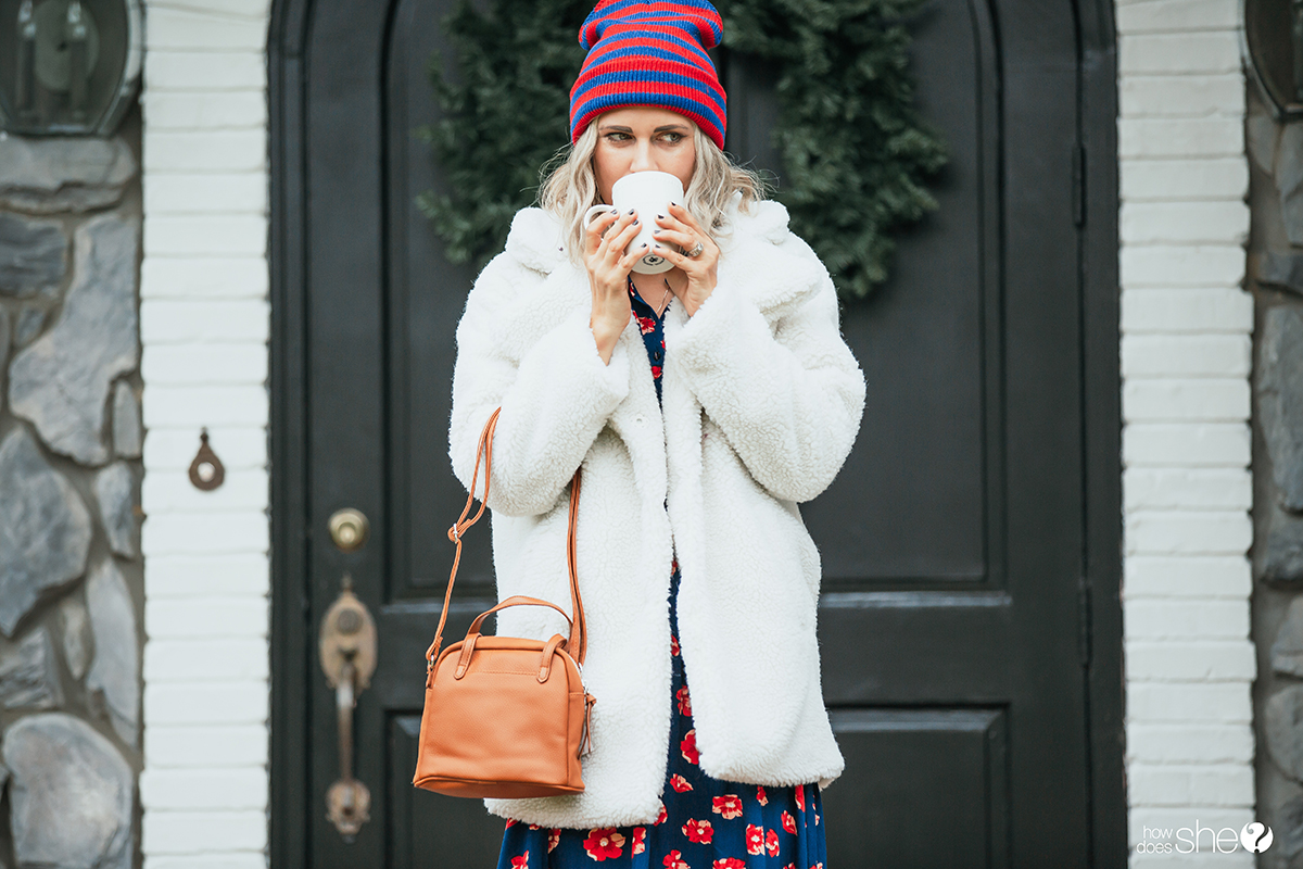 A Holiday Look You Can Wear All Season Long