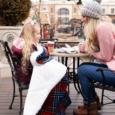 Cozying Up with JCPenney Family Winter Favorites