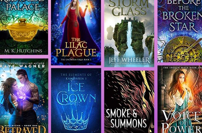 Kindle Unlimited High Fantasy Books Worth the Download