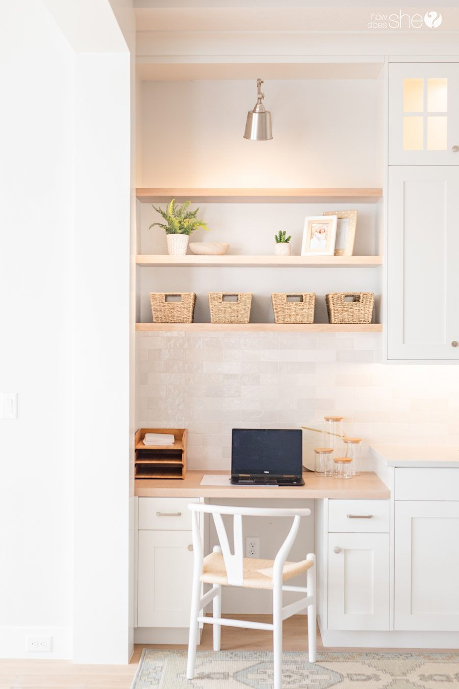 5 Ideas for Creating a Simplified (and gorgeous!) Workspace