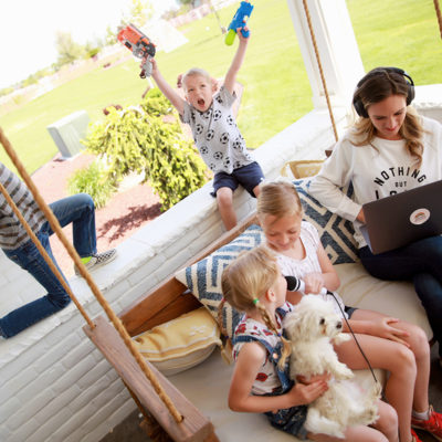 4 Real-Life Tips for Working from Home with Kids