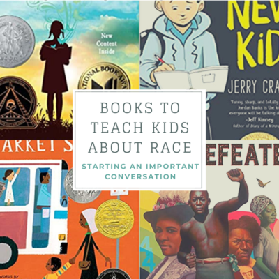 Start Talking About Race: Books to Help Kids Understand and Learn