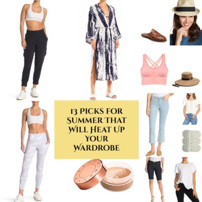 13 Picks for Summer That Will Heat Up Your Wardrobe