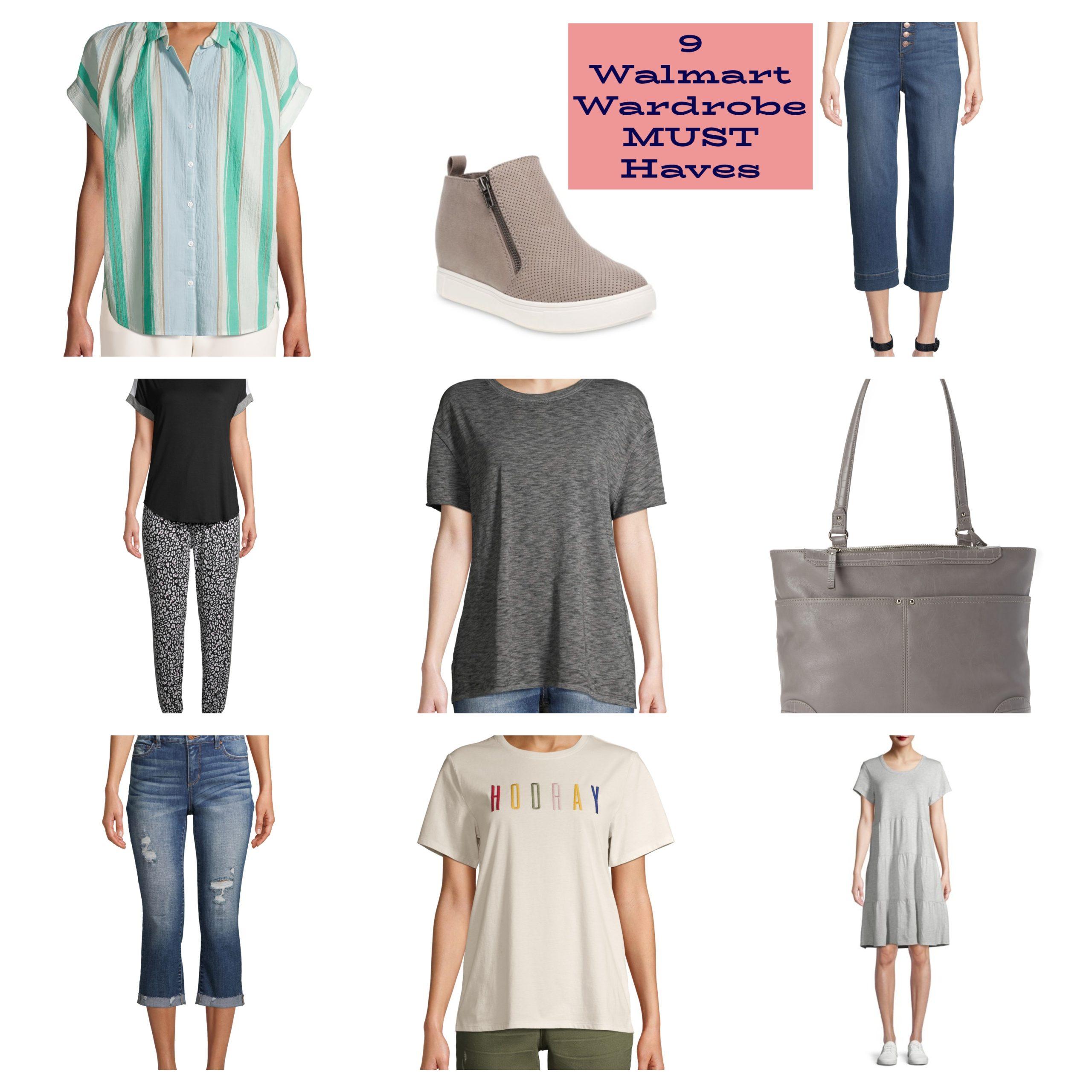9 Walmart Wardrobe Additions That You MUST Snag!