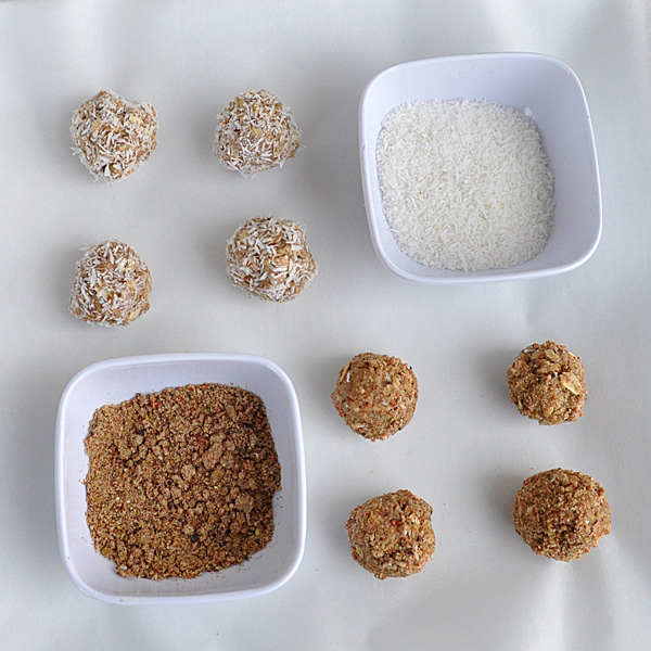 nut butter nuggets