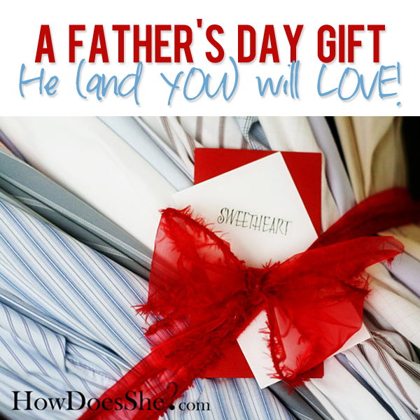 A Fathers Day Gift