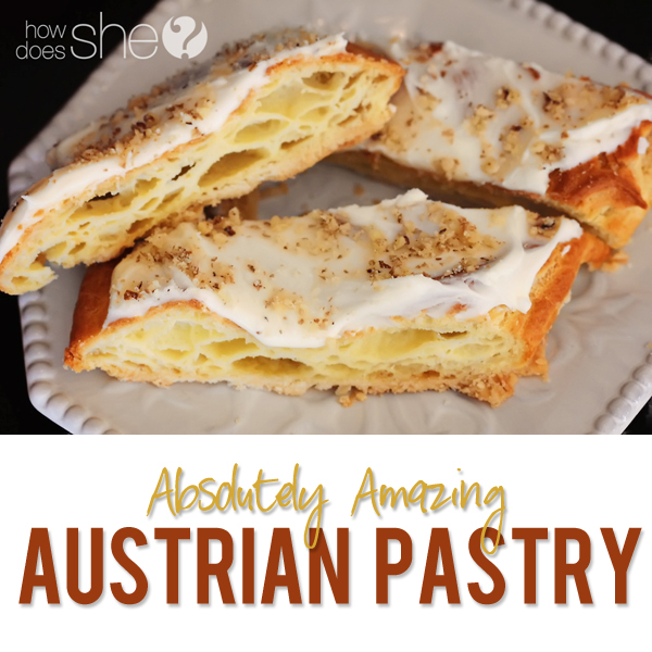 If everything in austria tastes like thisim there austrian pastry recipe forumfinder Images
