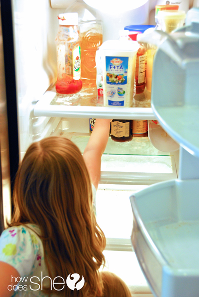 Spring Clean Out Your Refrigerator Tips For Healthy Snacks