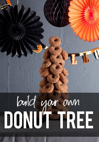 donut tree