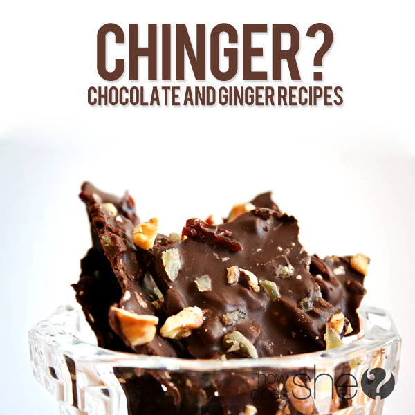 Chocolate and Ginger