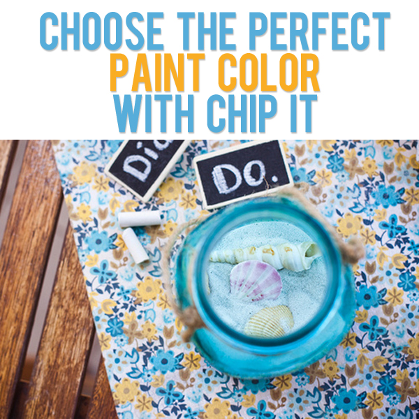 Choose the Perfect Paint Color with Chip it