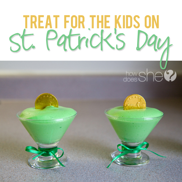 Clever St Patricks Treat For The kids