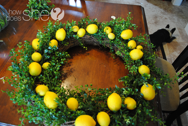 Welcome Spring With Lemons