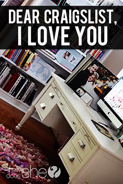 Dear Craigslist I love you
