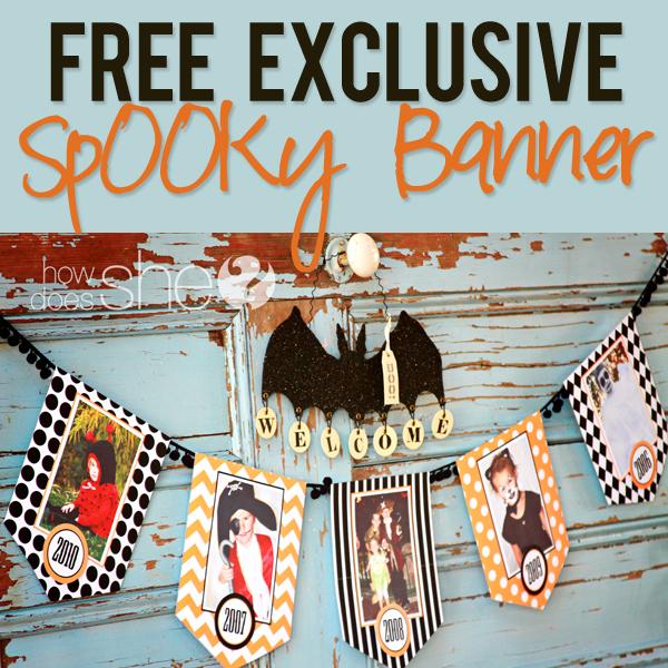 Free Halloween Printables Decorations