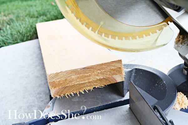 how to make a cedar window box
