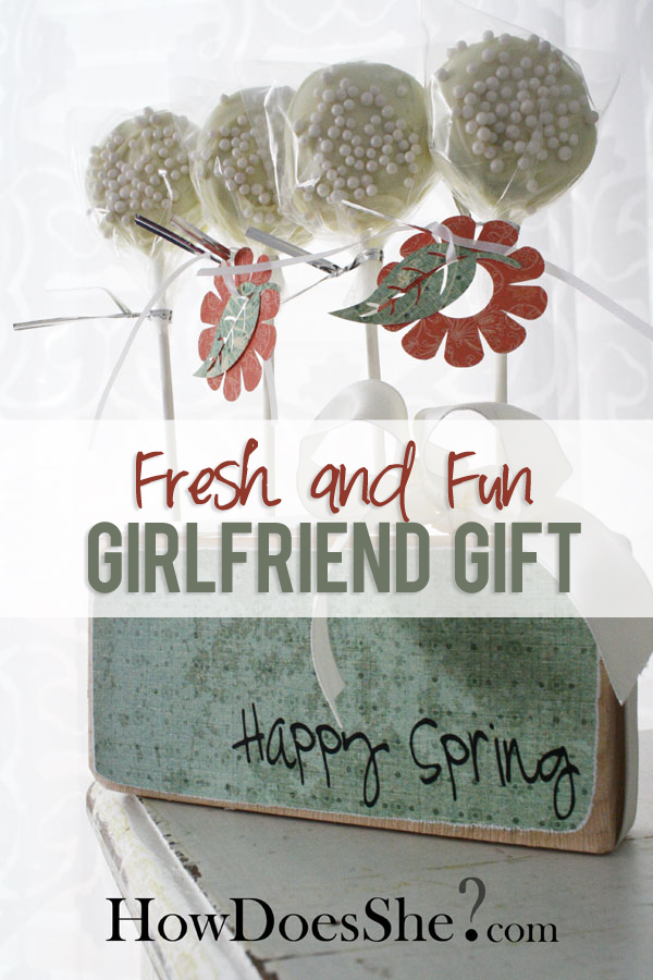 Fresh and Fun Girlfriend Gift