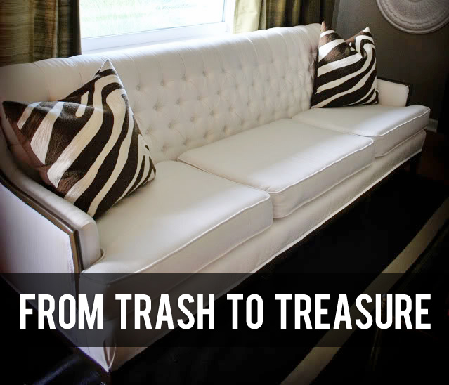 From Trash to Treasure