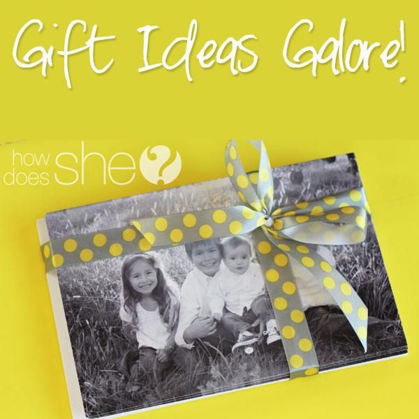 Gift Ideas Galore