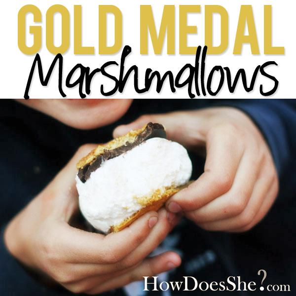 Gold Medal Marshmallows
