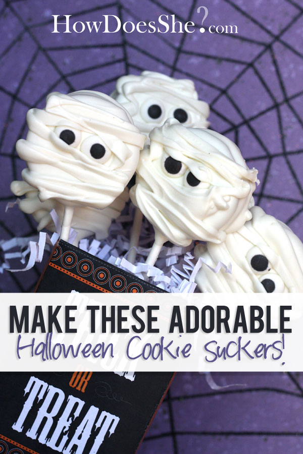 Halloween Cookie Ideas With Oreos - It's Spooky Fun! | How Does She