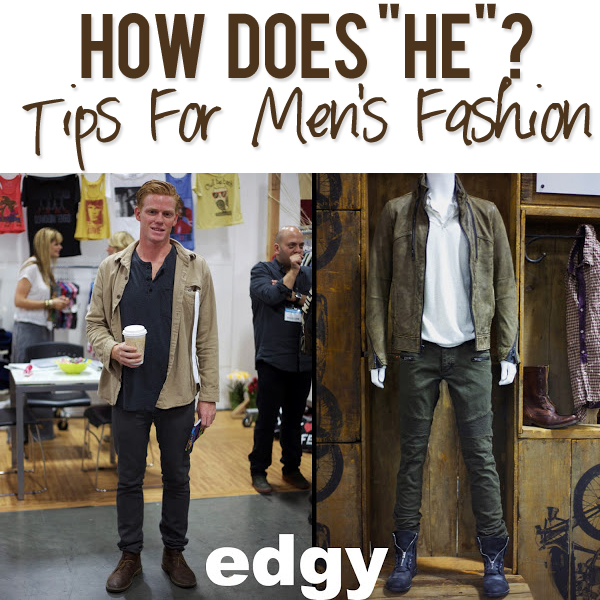 Howdoes He tips for dressing your man
