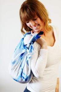 ways to wear a scarf