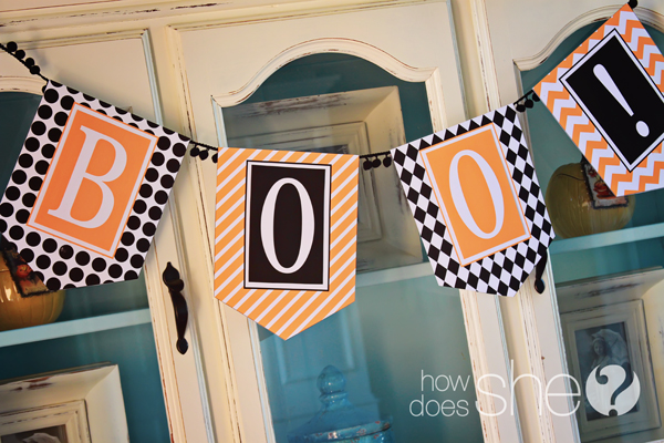 Free Halloween Printables Decorations