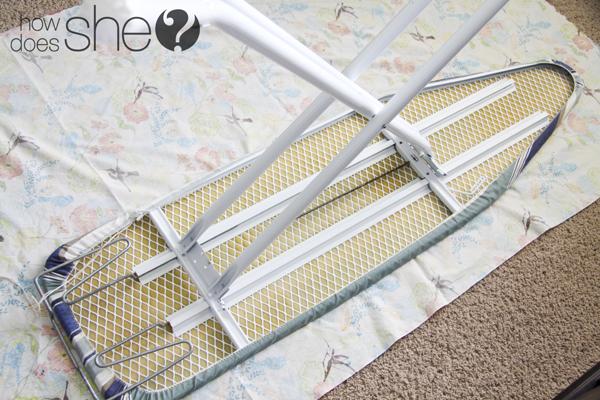 ironing slip cover