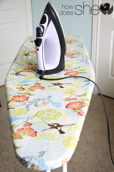 ironing slip cover