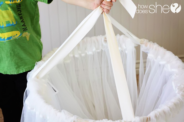 A dreamy canopy tent simple and easy tutorial for How to create a canopy