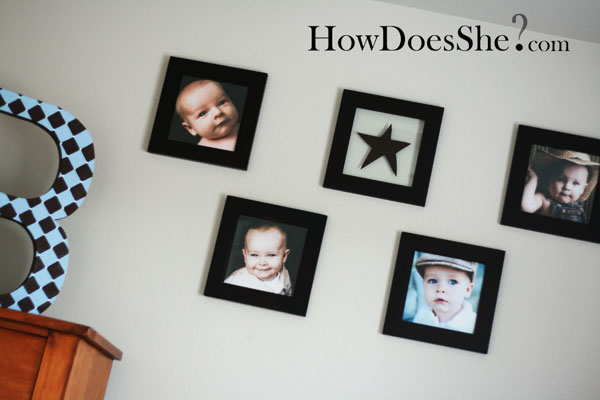 Toddler Boy Room on a Budget