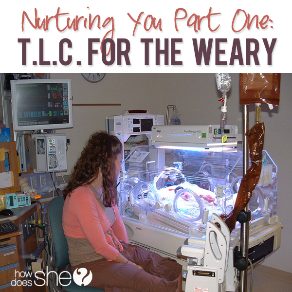 TLC for the weary