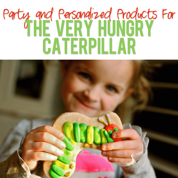 Party Crafts for The Very Hungry Caterpillar