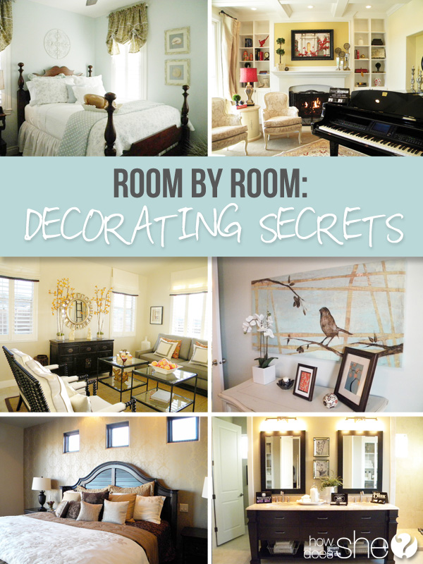 decorating secrets