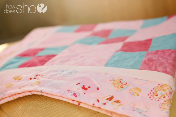 Downy Quilts for Kids