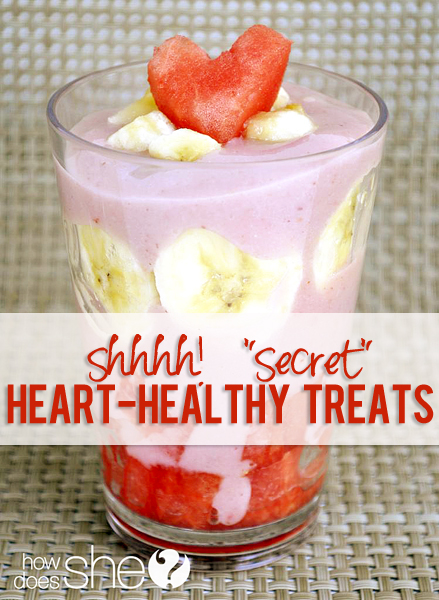 Heart healthy Treats And Tips