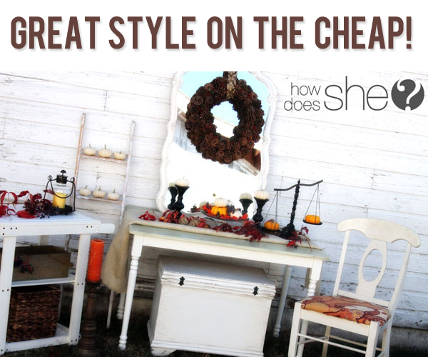 Style on the Cheap