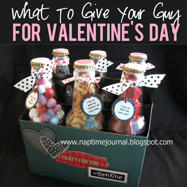 What to give your guy for valentines day