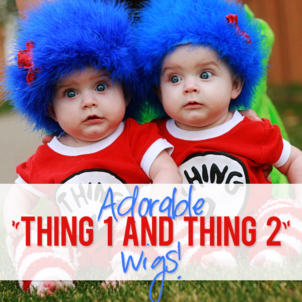 Thing One Thing Two Wigs 39