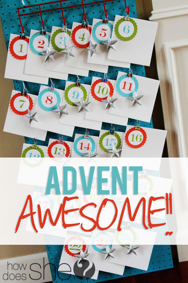 advent awesome