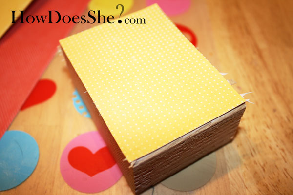Valentines craft tutorial