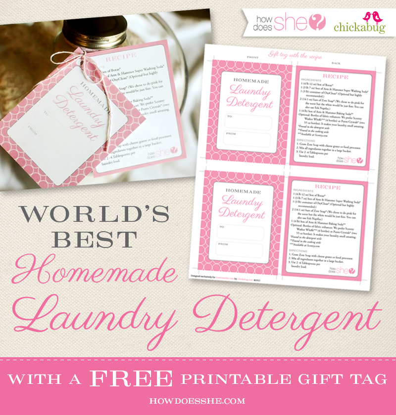 Diy laundry detergent cheaper and better diy laundry detergent solutioingenieria Images