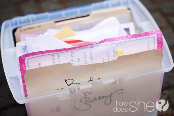 Make a Memory Box