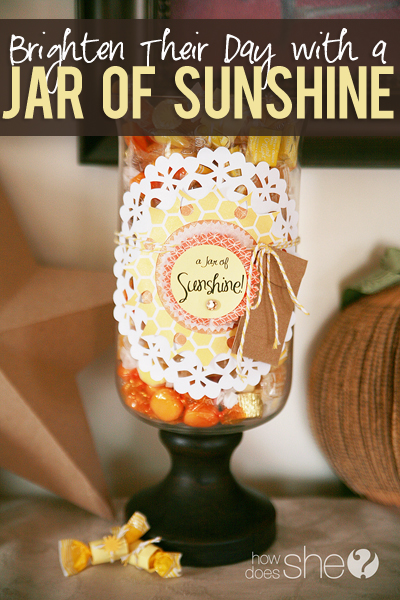 jar of sunshine