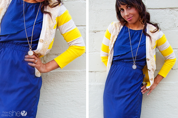 Bring more sunshine to your wardrobe