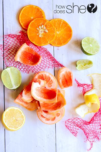 Ruby Red Grapefruit and Quinoa Citrus Salad