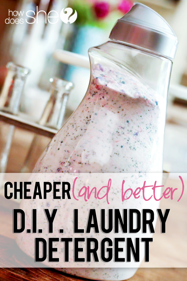 Diy laundry detergent cheaper and better diy laundry detergent solutioingenieria Image collections