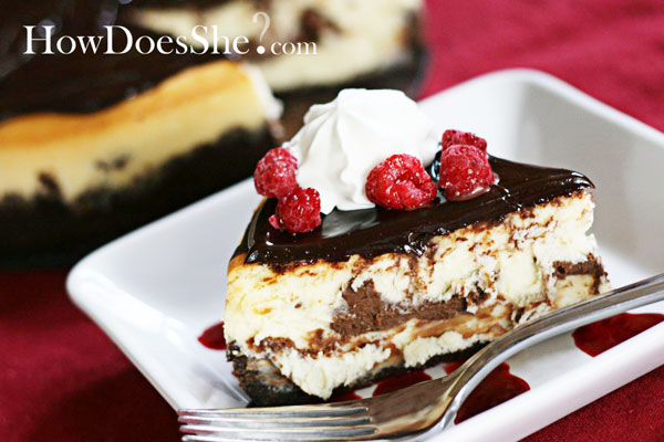 Master The Art Of Cheesecake